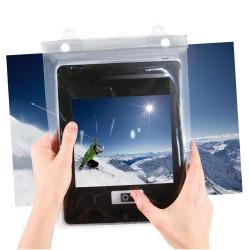 Pochette imperméable pour tablette