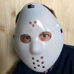 Masque Jason phosphorescent