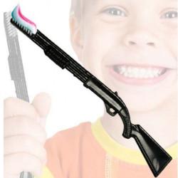Brosse à dents fusil