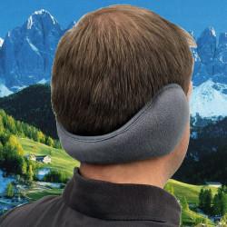 Cache-oreilles pliable