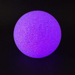 Lampe d'ambiance Led Cristal Boule 18cm