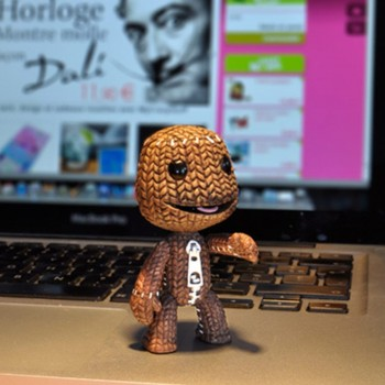 Figurine Sackboy Little Big Planet