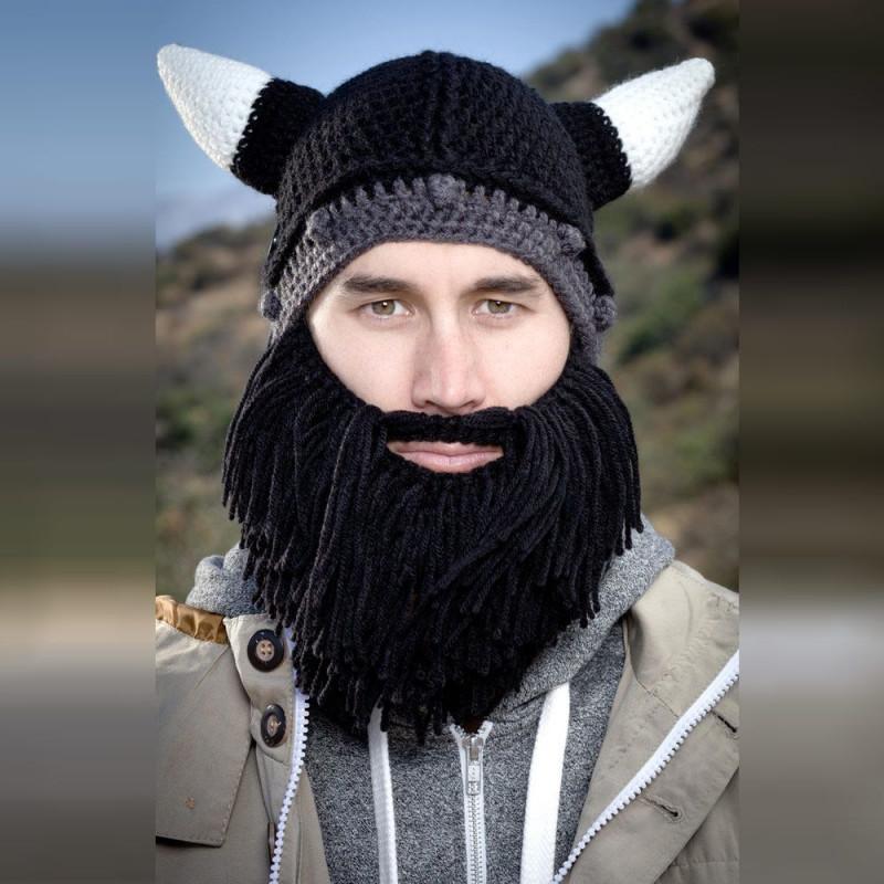 Bonnet barbe Barbare
