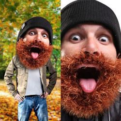 Bonnet barbe touffue